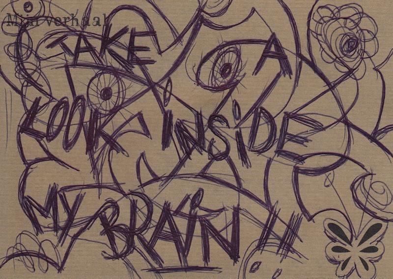 A look inside my brain